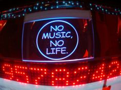 No music,No life Message Logo, Famous Phrases, Neon Signs, Entertaining, Messages, Music, Life, Musica, Musik