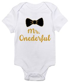 The One-Year-Old Baby Onesie That Wins The Hearts of All. Out with the boring bodysuit! Rapunzie onesies feature witty and charming sayings and illustrations to bring out the fun in your baby's wardro