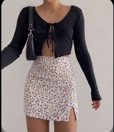 I always ruin things , you can't fix me - don't contact me I only mak… #action #Action #amreading #books #wattpad Teen Fashion Outfits, Mode Outfits, Retro Outfits, Girly Outfits, Cute Casual Outfits, Skirt Outfits, Look Fashion, Vintage Outfits, Korean Fashion