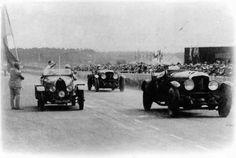 LE MANS 1930 - Bugatti Type 40  #25