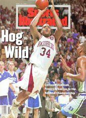 Corliss Williamson of The Razorbacks