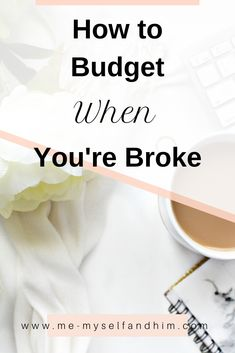 How To Budget When You're Broke Are you ready to take control of your money and start saving money as if you were on auto pilot? Check out this how to start a budget. With multiple methods to choose from. How To Have A Good Morning, Saving Ideas, Saving Tips, Learning To Say No, Budgeting 101, Happy Today, Savings Plan, Money Quotes, Be Your Own Boss