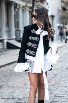 Holiday Rhythm :: Embellished jacket