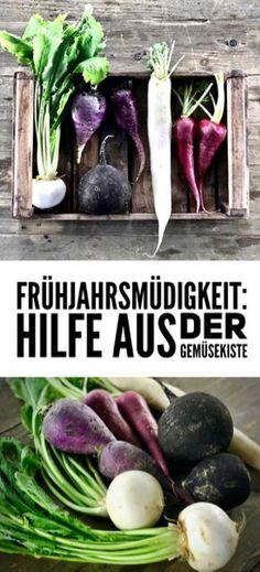 Food Philosophy Blog: Dieses Gemüse hilft bei Frühjahrsmüdigkeit. Hier geht's zum Artikel ...