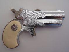 Vintage Nichols Dyna MITE Cap Gun Derringer by SusieSoHoCollection, $45.00