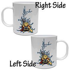 Avengers Two, Thor Marvel, Big Hero 6, Mug Designs, Coffee Cups, Pikachu, Mugs, Amazon, Tableware