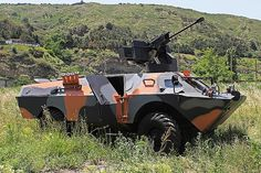 Modernised BRDM-2