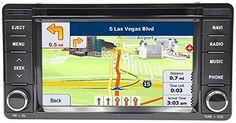 Astrium 2014 15 16 17 Mitsubishi Outlander In-dash GPS Navigation Stereo FM AM Radio Bluetooth Head Unit Touch Screen Audio Video Receiver DVD CD USB SD Player OEM Fit Deck NNG iGo Primo HERE Maps