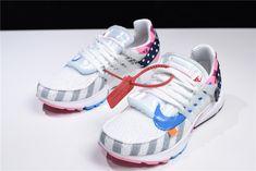 "more photos d1c05 5782e 2018 Off-White x Nike Air Presto 2.0 ""Parra"" AA3830-140 Shoes"