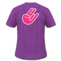Shocker Hand T-Shirt | Spreadshirt | ID: 24136151 Fun und Tuning Shirts / Pullover u.s.w! Hier findet ihr die coolsten Designs für jeden Augenblick.  Shirts/Pullover/Handyschalen u.s.w!  Natürlich könnt ihr alle Designs nach belieben anpassen Farbe / Druck / Kleidungsstück!  Wählt aus über 1000 Kleidungstücken euren Favoriten...  http://www.spreadshirt.de/psatuner Und direkt in unserem Shop: http://psatuner.spreadshirt.de/