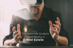 Virtual Reality finds compelling use cases in the real estate industry. In real estate, bringing to life a place and space matter. In virtual reality, immersion helps simulate a sense of place and space. It's a perfect pairing.