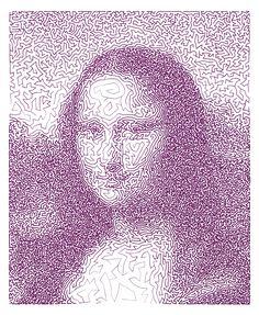 0639 [Seb Przd] Mona Lisa Maze