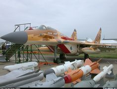 Mikoyan-Gurevich MiG-29SMT (9-12)