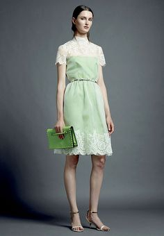 Love this dress! {fashion inspiration | runway : valentino resort 2013, new york} by {this is glamorous}, via Flickr
