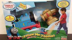 Thomas & Friends Follow Me Thomas - Magically Follows The Light NEW 2010 #Mattel
