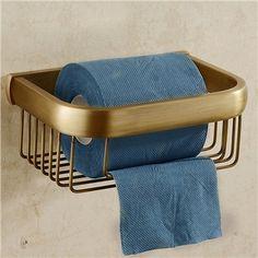 Entrep´t UE Style européen rétro accessoires salle de bain en