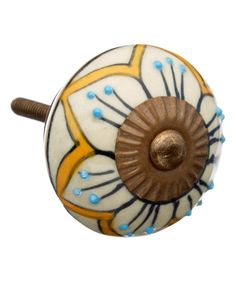 sunflower blue knob knob pinterest sunflowers and house
