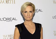 """""""This is absolutely nothing for me personally,"""" Mika Brzezinski said on MSNBC. """"But I'm very concerned about what this once again reveals about the president of the United States."""""""