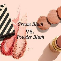 CHEAT SHEET: When to use cream blush vs. powder blush. I am obsessed with the Beautycounter cream blusher in caramel and in hibiscus! Www.beautycounter.com/brookegray #HowToApplyMascara Blusher Makeup, Blusher Tips, Diy Body Scrub, Face Scrub Homemade, Homemade Moisturizer, Mary Kay, How To Apply Blusher, Beautycounter Makeup, Homemade Blush