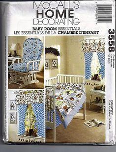 Unique Crib Sewing Patterns