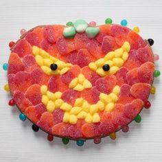 Calabaza de chuches #Halloween