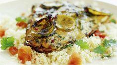 Na tento recept použijte jakoukoli čerstvou rybu. Filátka do sebe nasáknou výraznou chuť marinády, v které hraje hlavní roli koriandr.