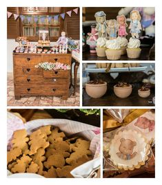 Ideas for a Goldilocks & The Three Bears Themed Teddy Bear Picnic