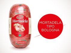 Mortadela (Tipo Bologna) - Piamontesa