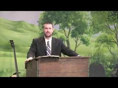 The Great Falling Away-Sunday Evening Service 7-10-16 - YouTube