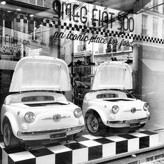 """オジオン's """"Fiat500"""" folder"""