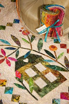 Laundry Basket Quilts Blog | Today's Quilts, Tomorrows Memories.