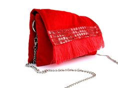 Red Passion by BoutiqueMissElly on Etsy, €28.00
