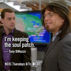 10 Signs You're The DiNozzo of Your Work Place: NCIS - CBS.com