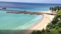 Crash Boat Beach, Aguadilla, Puerto Rico. Great quality video & fun music.