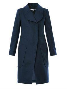 Caban square pocket coat | Carven | MATCHESFASHION.COM