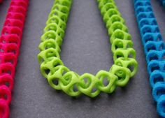 Cubichain bracelet 6 by virtox on Shapeways, the 3D printing marketplace