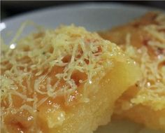 Cassava cake is one of the most popular and most delicious homemade delicacies here in the Philippines. Making this cake, won't take much of your time, because this is so easy to do.