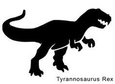 Printable Dinosaur Stencils