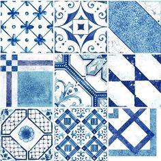 #tiles #tile #tiling #pattern #vintage #azulejo #azulejos #floor #interior #interiors #architecture #tileporn #ihavethisthingwithfloors #tileaddiction #tileTuesday #tuttifruttiles #s_tile @mandarinstoneofficial by s_tile