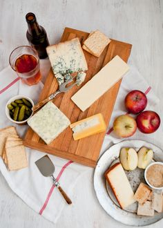 A cheese board seems in order for GoT.  This is the BEST guide to selecting cheeses and accompaniments.  Great advice and lots beautiful pictures.