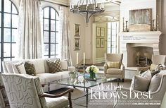 Petit Chateau: Grey and Cream- Soothing, Airy, and Classic
