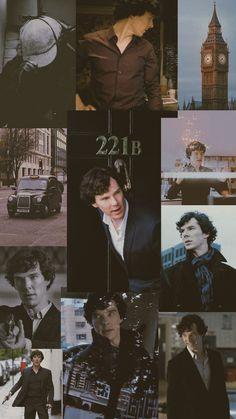 Sherlock aesthetic