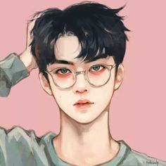 Lucky one Sehun Fanart