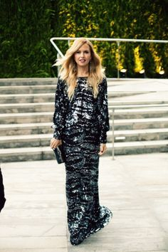 labellefabuleuse:    Rachel Zoe photographed by Jamie Beck at the CFDA Fashion Awards, June 2012