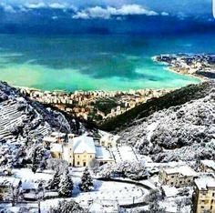 The many climates of Lebanon!