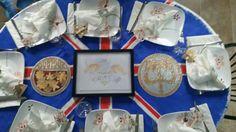 Our British theme