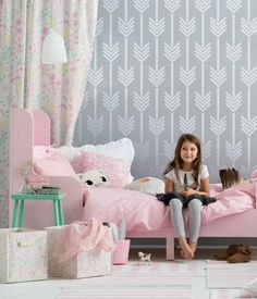 10 Pretty Pastel Girls Rooms - Tinyme Blog