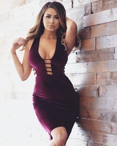 Mariah Longo mariahlongo Dress from @fashionnova ❤️ Shop their extended Black Friday sale today with the code |FRIDAY|, or use my code |XOMARIAH| any other day for 15% off 😘 #novababe #ootd #fashionnova