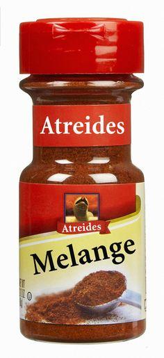Atreides brand Melange spice -- #Dune #Arrakis