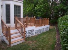 Wooden Porch Railings Ideas